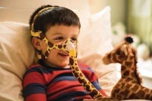 Assessing Children for Sleep-Disordered Breathing
