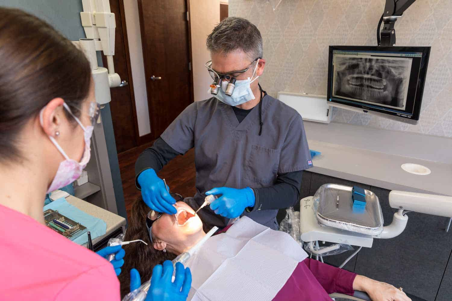 A holistic approach to general dentistry in Green Bay Wisconsin