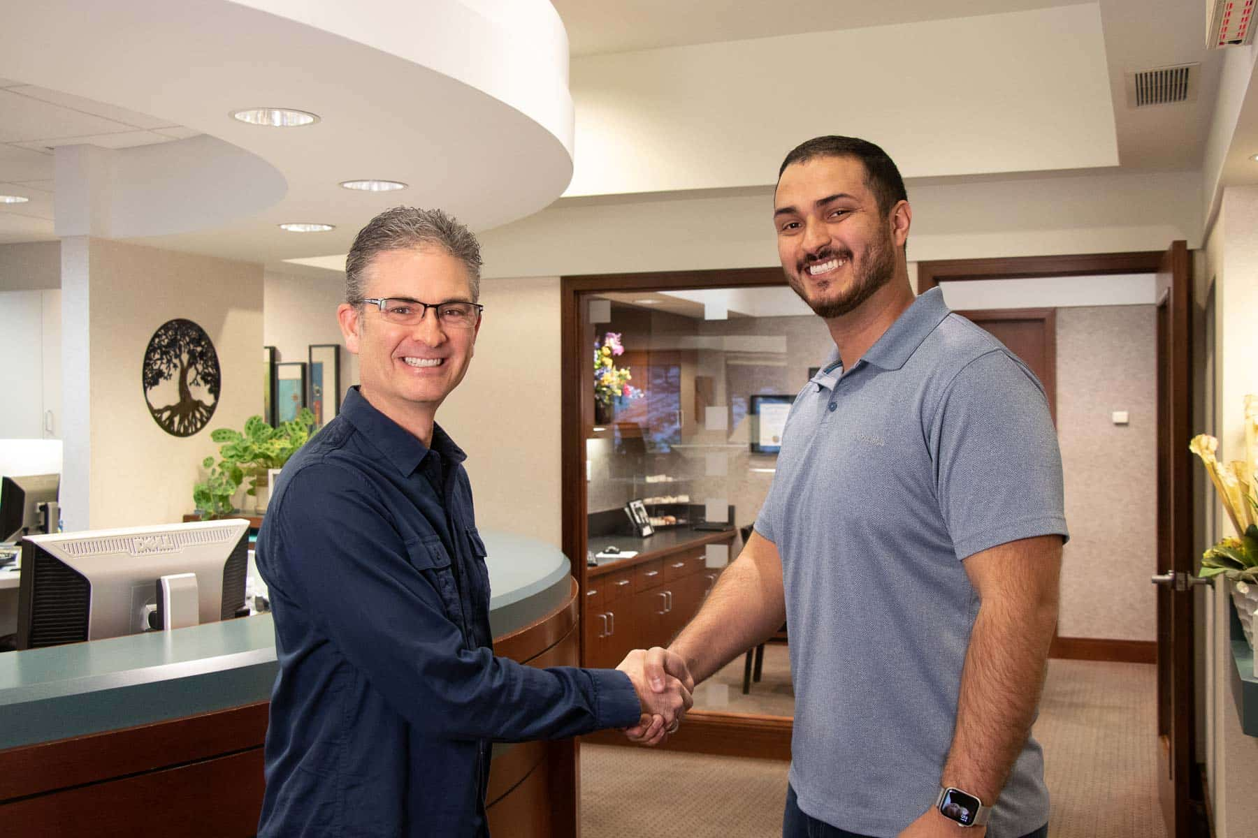 Dr. Sebastian Munoz assumes ownership of The Center for Dental Excellence